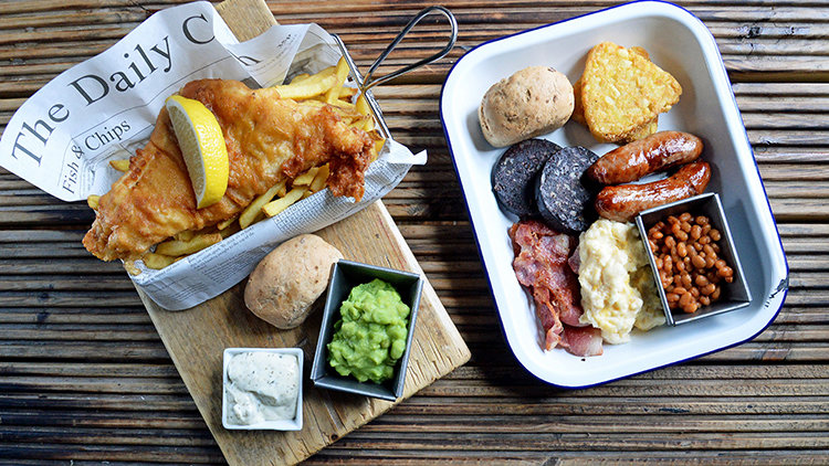 High Tea, Fish And Chips En Andere Engelse Tradities In Nederland