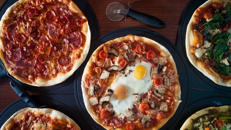 5 Bijzondere Pizza Toppings