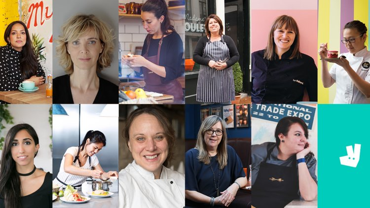 Inspiring women from the world of food